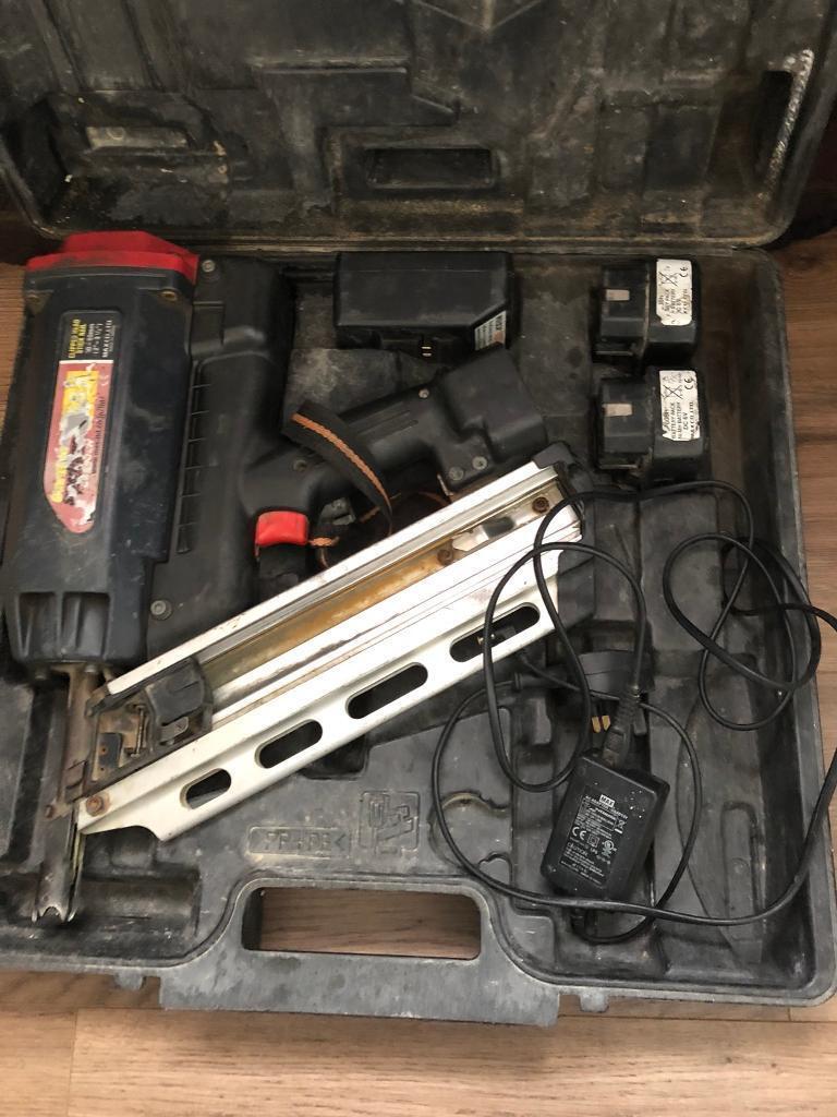 Max 1st Fix Nail Gun Spares Or Repair In Inverness