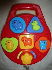 Early Learning Centre - Animal Sounds Shape Sorter