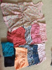 Girls clothes aged 4/6 years