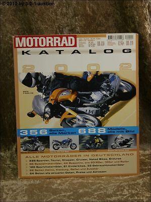 Motorrad Katalog Nr. 33 2002