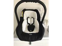 Brand new VIB black baby car seat