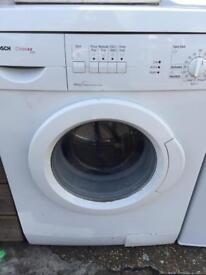 BOSCH washing machine in good working order