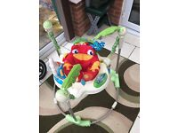 Fisher price jumperoo very good condition