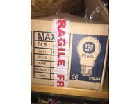 Light bulbs for sale