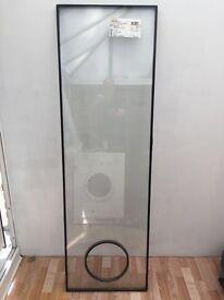 Double glazed doggy door