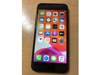 Iphone 7 unlocked black. 32GB full working order