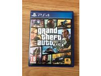 Grand theft auto 5 (gta5) , ps4 , as New ! Price stands , no offers !