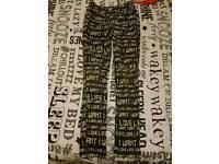Girls trousers 10-11y