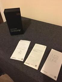 Samsung Galaxy S7 box