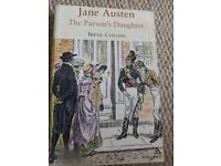 Jane Austen - The Parsons Daughter. by Irene Collins. Excellent condition