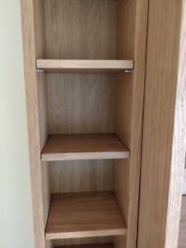 2x IKEA CD/DVD shelving units for sale