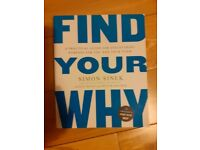 Best-seller 'Find your Why'