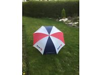 First Group, Red/White/Blue Golf Umbrella