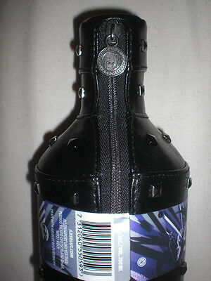 ABSOLUT Vodka ROCK EDITION Leather SKIN Case Cover 1Litre LimtedEdition BrandNEW segunda mano  Embacar hacia Argentina