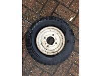 Boat Trailer wheel & tyre