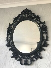 Ornate mirror for sale, new condition