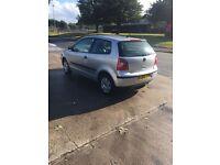 Volkswagen polo new mot £850??