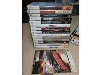 Lots of Xbox 360 and PC games!! Bargain prices!