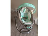 Baby Bouncer Rocker Immaculate Newborn