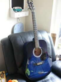 Stagg acouistic guitar