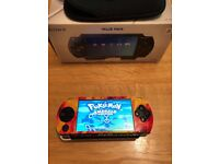 64gb PSP console 15,000 games