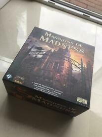 Mansions of Madness Second Edition + extras