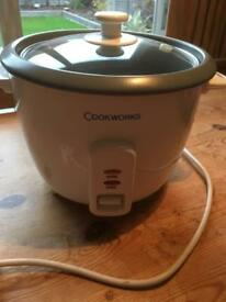Rice cooker BARGAIN STILL AVAILABLE