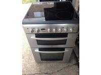 £139.00 Indesit sls ceramic electric cooker+60cm+3 months warranty for £139.00