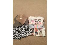A lovely girls clothing bundle from H&M age 4/6 years