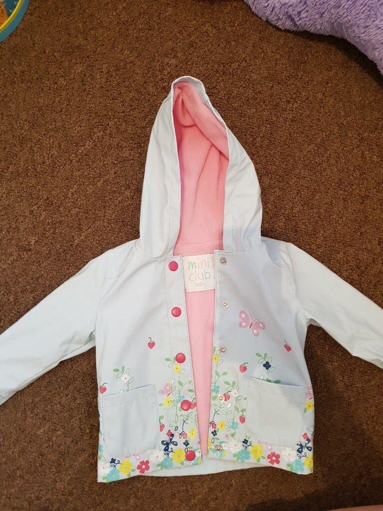 e0dc005199b8 Mini Club 9-12 Month Baby Girl Coat