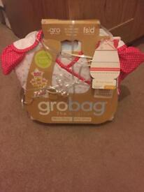 Official Gro Bag! Brand New! 18-36 months