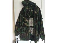 SAS type combat jacket
