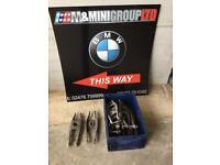 BMW M2 F87 M3 F80 M4 F82 F83 REAR SUSPENSION TRAILING ARM SHOCK CARRIER 2013-2020