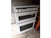 Double oven, built in
