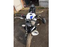 Suzuki SV650 L7 66 reg, spares or repairs