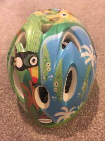 Toddler Safety Helmet (Jungle)