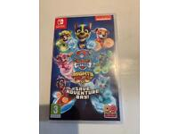 Paw Patrol game for Nintendo Switch