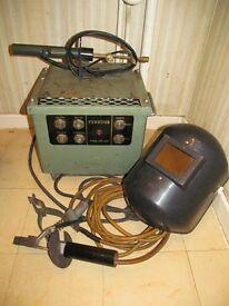 Portable Industrial Arc Welding & Brazing Kit