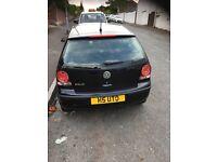 Volkswagen Polo for sale. Black. 2006. 1.2. Petrol