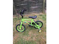 Boys Apollo Marvin Monkey Bike
