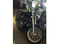 Harley Davidson - Model – SOFT TAIL DEUCE - FXSTD