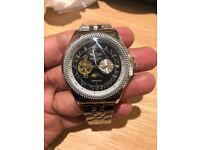 Mens Breitling Watch New & Automatic