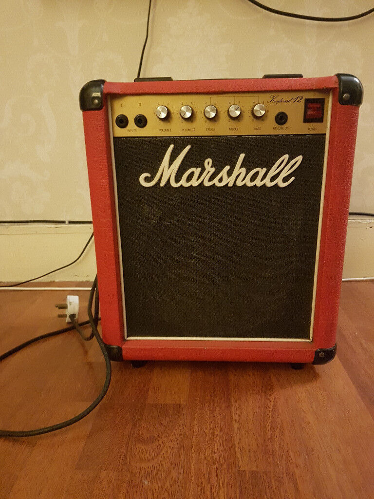 Marshall amp 5301 - 12 watt - from 80's | in Hammersmith, London | Gumtree