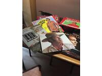 Collection of 65 Easy Listening Vinyl LPs