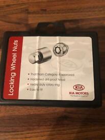 Kia Sportage Locking Wheel Nut