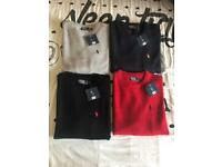 Ralph Lauren ea7 Hugo boss north face stone island clothes