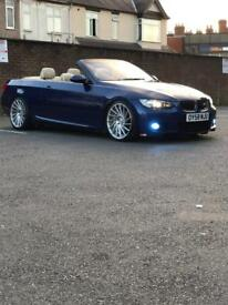 BMW e93 320d Msport 82.000miles full service history