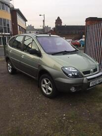 Renault scenic rx4 4 wheel drive 2.0 petrol