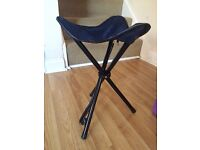 Folding seat/ chair for walking or fishing