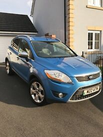Ford Kuga 60 plate 58000 miles